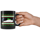 Holden Commodore VE Ugly Christmas Sweater Mug