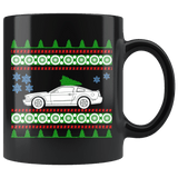 2011 Ford Mustang Shelby GT500 Super Snake Ugly Christmas Sweater Mug