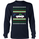 Ford Bronco 1968 Ugly Christmas Sweater, hoodie and long sleeve t-shirt