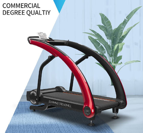 IC-0101SL Treadmill Foldable Slimline Home Use Treadmill 1hp Motor. In Stock