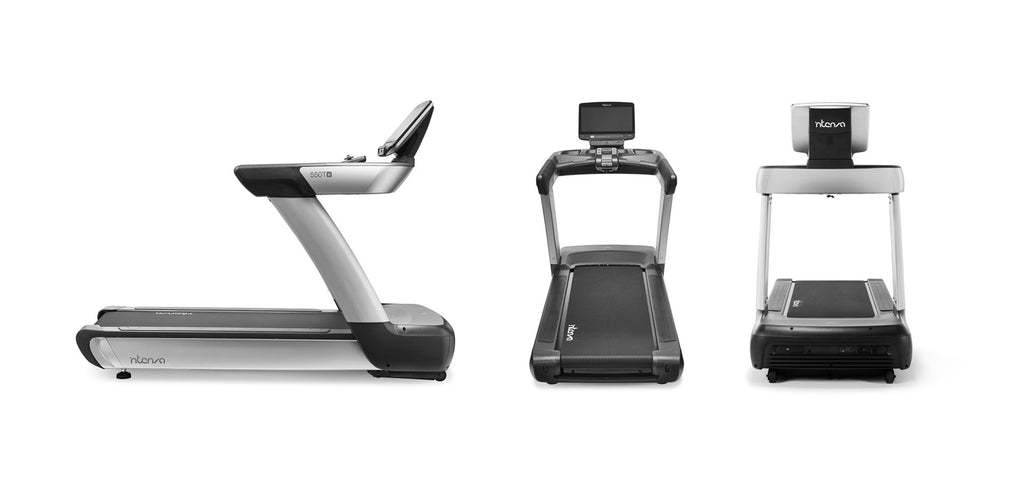 Intenza 550 Ti Treadmill With Interactive Console