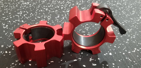 50mm Alloy Lock Jaw Collars