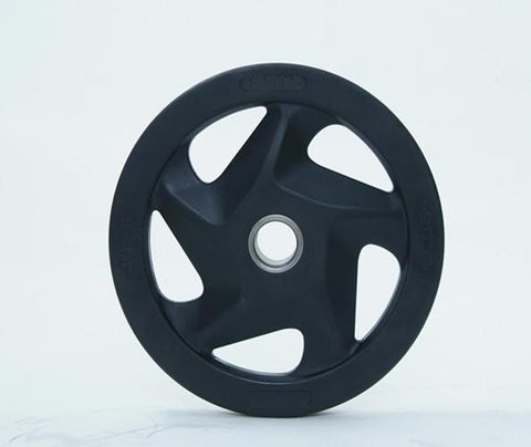 Rubber Coated Olympic Weight Plate 15kg
