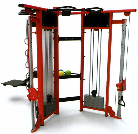 IC360T Commercial  Multi Station Functional Trainer