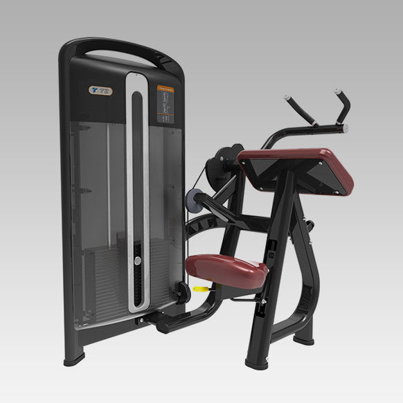 IC-4011 Tricep Extension Light Commercial Gym Fitness Machine.