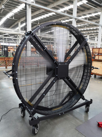 Gym/Industrial Portable Jumbo FAN CF-110