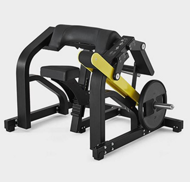 IC-6074 BICEP CURL PLATE LOADED