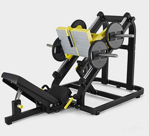 IC-6078 LINEAR LEG PRESS PLATE LOADED
