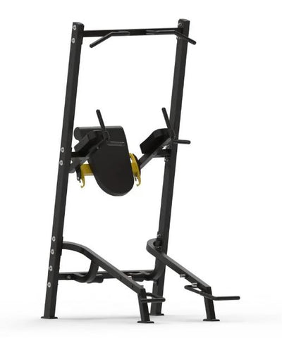 IC-2003 Power Tower VKR Vertical Knee Raise Pull Up Station. Pre Order ETA Late September.