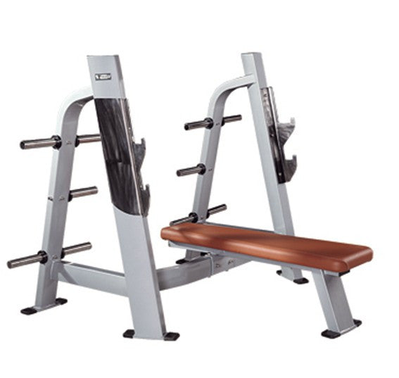 IC-P5023 Commercial Olympic Flat Bench Press Heavy Duty Gym Fitness