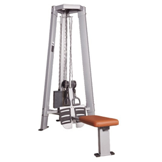 IC-P5032 Commercial Duel Pulley Mid Row Heavy Duty Gym Fitness