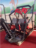 ICPH71 Pro Leg Squat Press Machine Plate Loaded Commercial Quality.