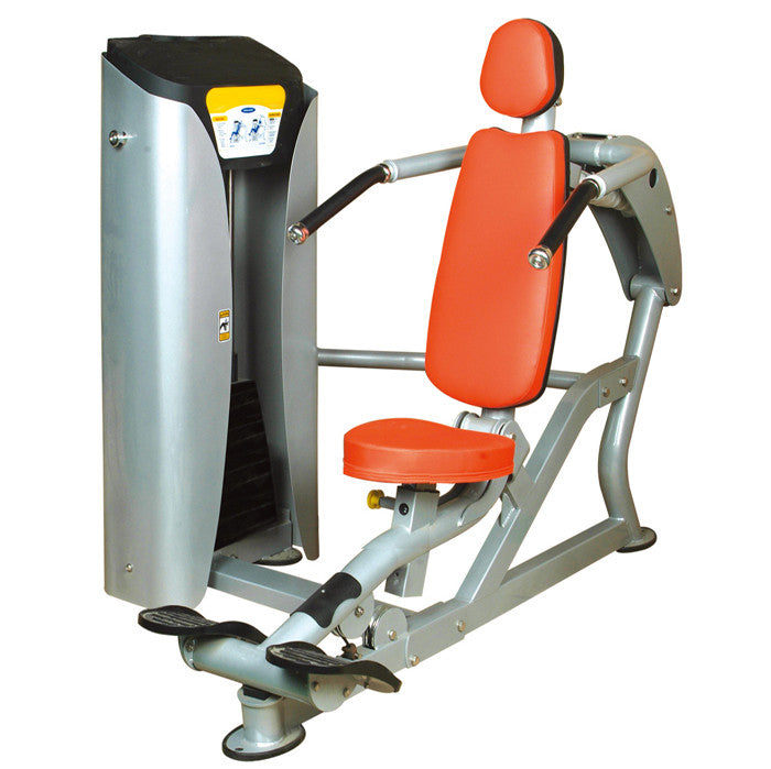 ICPL09 Shoulder Press Pin Loaded Gym Fitness Machine Commercial Quality.