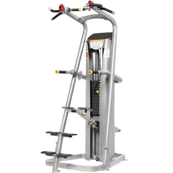 ICPL17 Chin Dip Assisted Pin Loaded Gym Fitness Machine Commercial Quality.