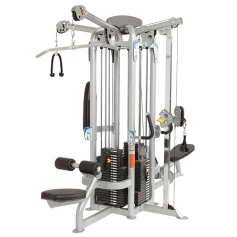 ICPL18A 4 Station Multi Gym Fitness Machine Commercial Quality