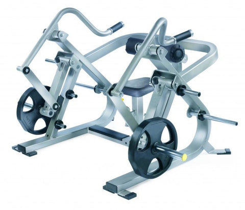 C-P5048 Commercial Plate Loaded Seated Tricep Dip Machine Heavy Duty Gym Fitness