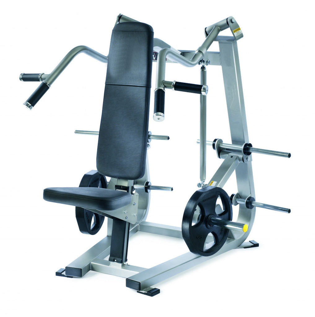 C-P5049 Commercial Plate Loaded Shoulder Press Machine Heavy Duty Gym Fitness