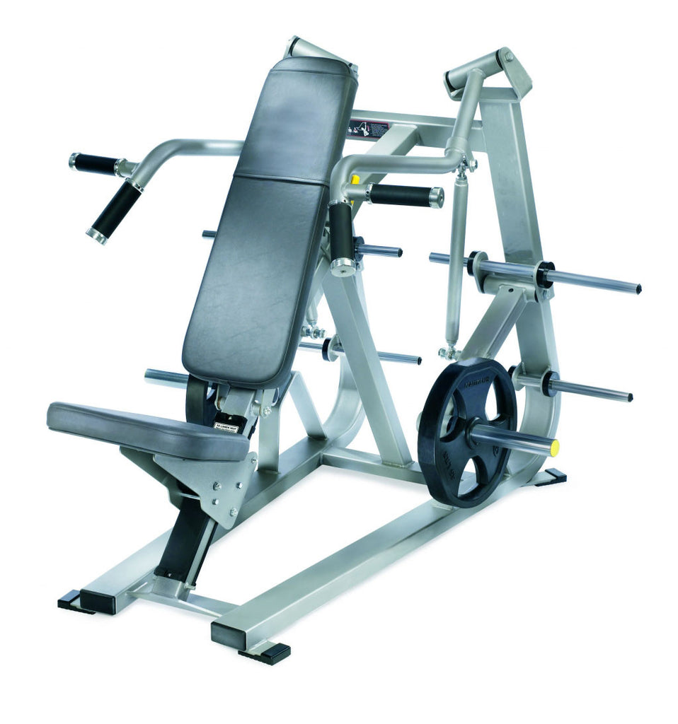 IC-P5055 Commercial Plate Loaded Incline Chest Press Machine Heavy Duty Gym Fitness