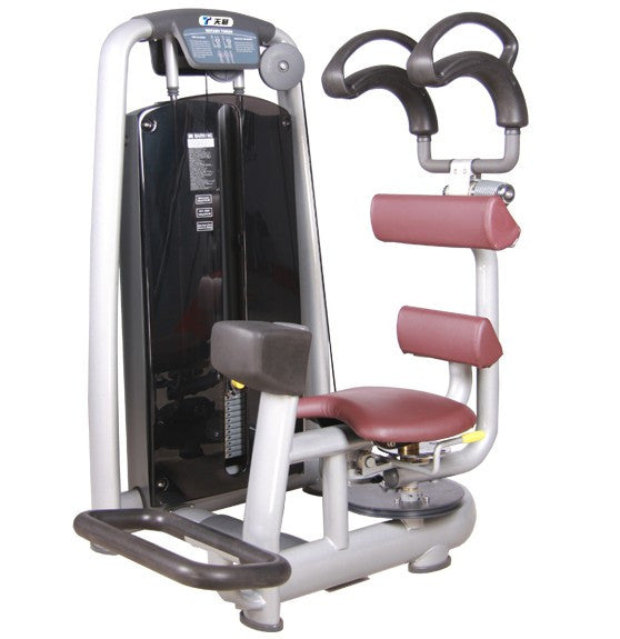 IC-6003 Rotary Torso Pin Loaded Machine Gym Fitness Strength