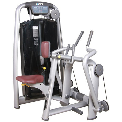 IC-6004 Seated Row Pin Loaded Machine Gym Fitness Strength