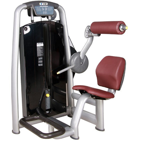 IC-6006 Seated Back Extension Pin  Loaded Machine Gym Fitness Strength