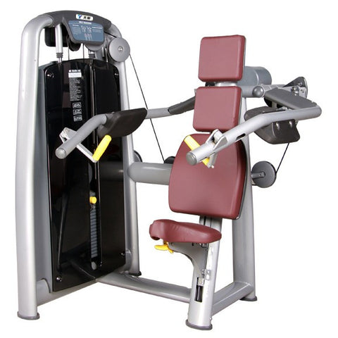IC-6010 Rear Delt  Pin Loaded Machine Gym Fitness Strength