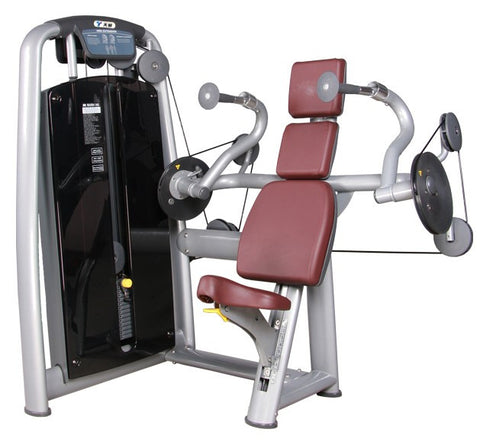 IC-6011 Tricep Extension Pin Loaded Machine Gym Fitness Strength
