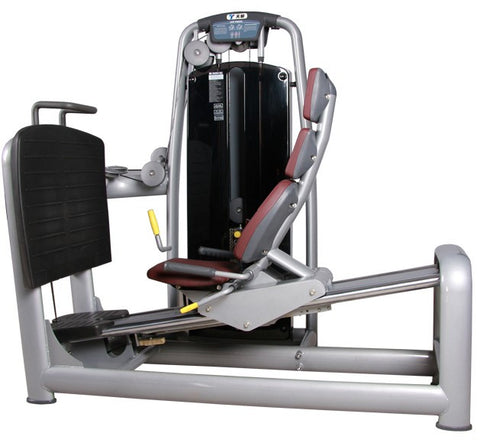 IC-6016 Seated Horizontal Leg Press Pin Loaded Machine Gym Fitness Strength