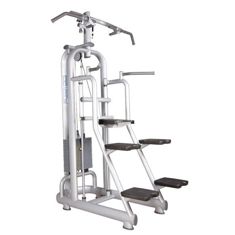IC-6019 Assisted Chin & Dip Machine Gym Fitness Strength