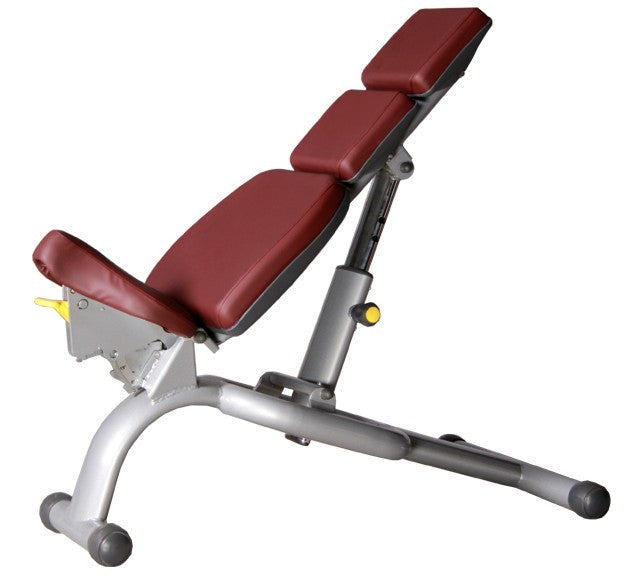 IC-6024 Commercial Ajustable FID Bench  Gym Fitness Strength