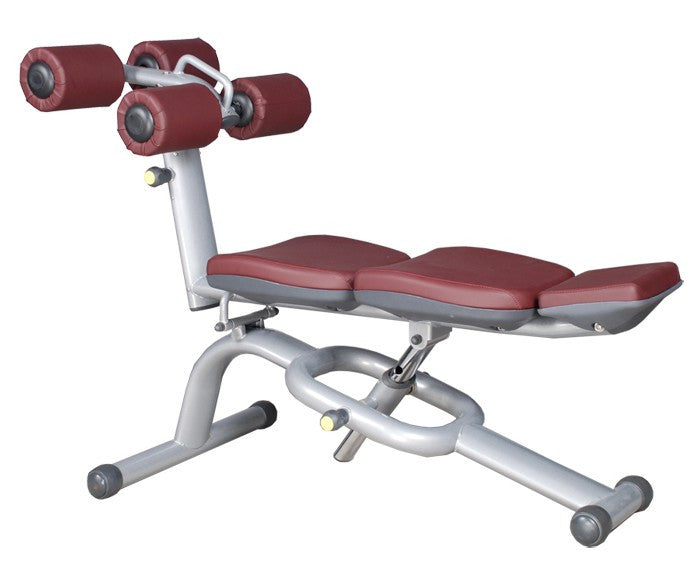 IC-6027 Commercial Ajustable Abdominal Bench Gym Fitness Strength