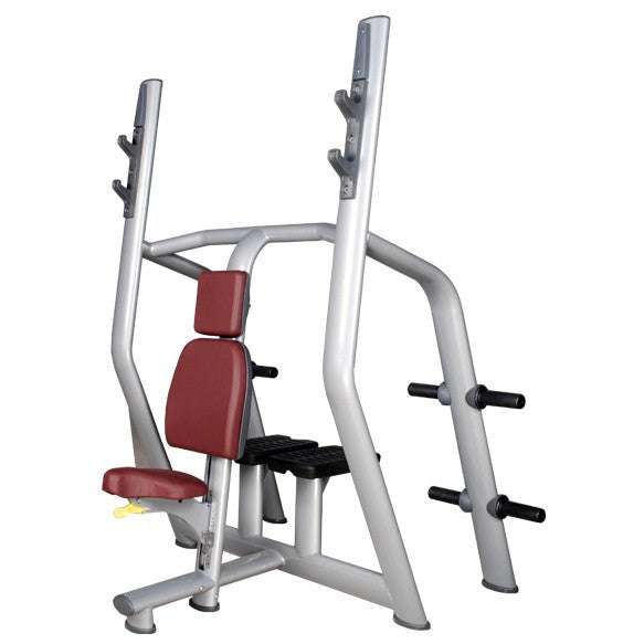 IC-6034 Commercial Olympic Military Shoulder Bench Press Gym Fitness  Strength