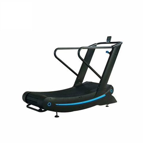 IC-9000 Commercial Self Generating Curved Treadmill