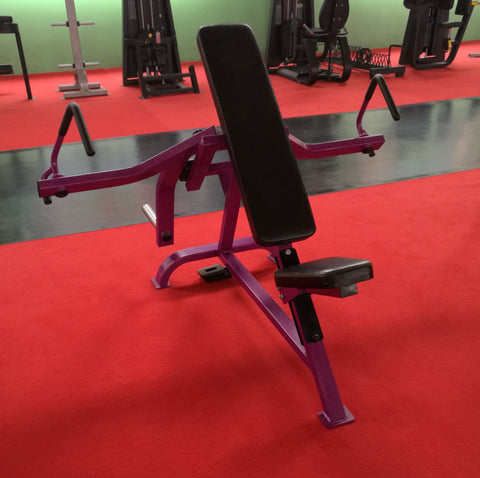 IC-H43 Incline Pec-Fly Plate Loaded