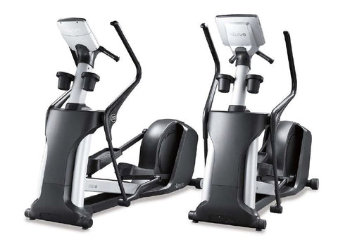 Intenza 550 ETi Elliptical Cross Trainer Interactive Console.