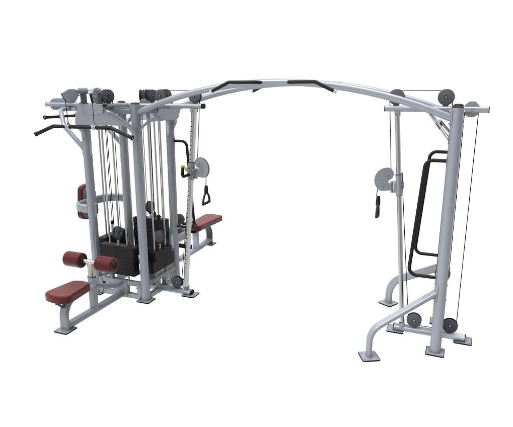 IC-4009 Multi Station 5-Way Jungle Gym Machine