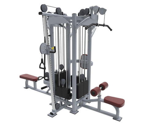 IC-4019 Multi Station 4 Way Jungle Gym Machine
