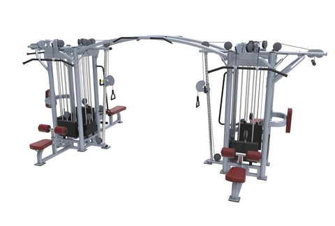 IC-4029 Multi Station 8-Way Jungle Gym Machine