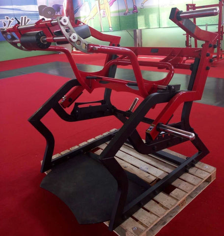 IC-H62 PRO SQUAT MACHINE Plate Loaded Full Commercial