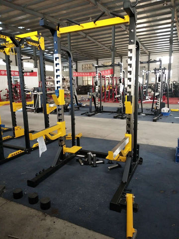 IC-S69 Half Squat Rack Full Commercial In Stock!