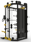 ICT1000 Total Trainer Multi Functional Trainer Smith Machine 2x100kg Weight Stacks. Pre-Order ETA LATE NOVEMBER/DECEMBER