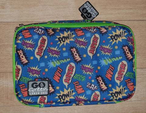 Go Green Lunchbox Set - Superhero