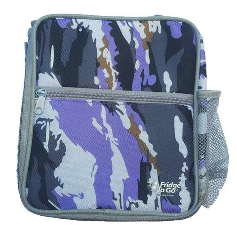 Fridge 2 Go Medium- Purple Camo