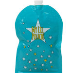 My lil Pouch - Galaxy Pouches 140ml - 5pk