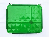 Go Green - Lunchbox Medium (Pink/Green/Purple/Blue)