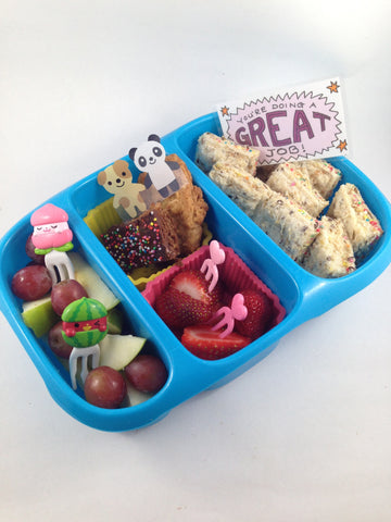 Little Eaters Lunch Set