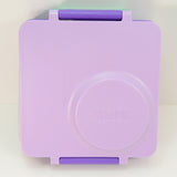 OmieBox - Hot and Cold Bento Box - Purple Plum