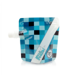 My lil Pouch - Blue Blockies 100ml - 5pk