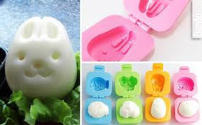 Egg Molds - Love My Lunchbox