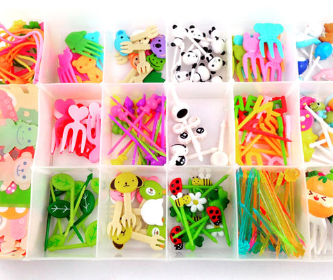 Food Pick Organizer - Love My Lunchbox